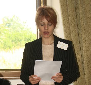 Oana Maria Zamfirescu