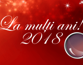 La Multi Ani 2018!